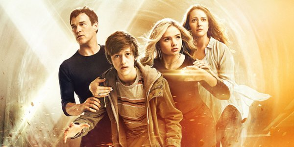 Saison 1 The Gifted