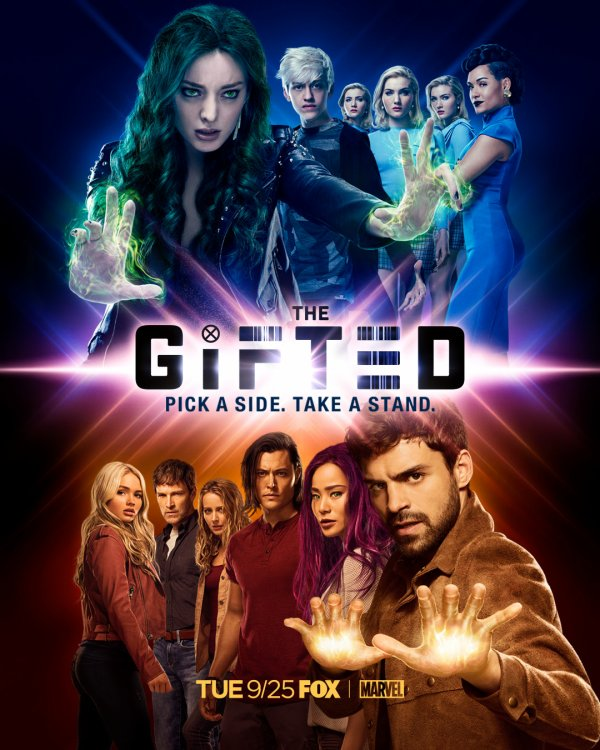 Saison 2 The Gifted