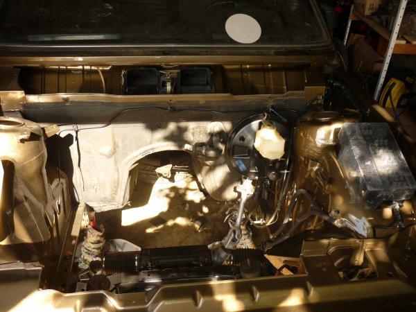 Retauraton de ma BMW 323i