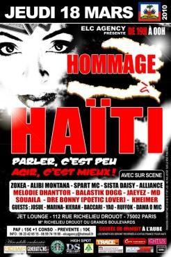 concert solidarité haiti