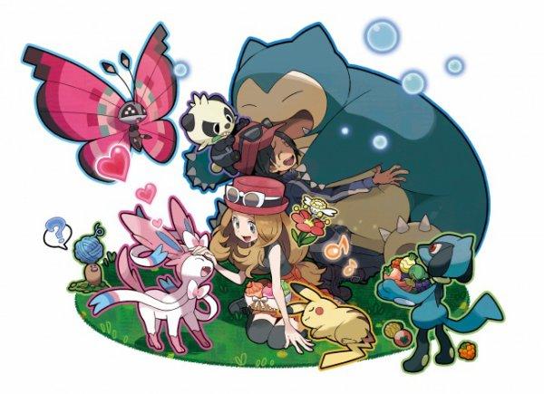Les pokémon a échanger