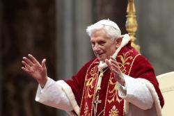 """Le Pape à l'Angélus : """"Ne vous découragez pas d'annoncer le Christ à tous"""""""