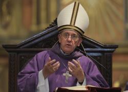 Habemus Papam, cardinalem Bergoglio, François
