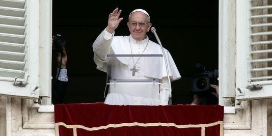 Angélus: Le pape François invite à la miséricorde