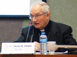 Mgr Tomasi : « la guerre est l'échec des humains et de l'humain »