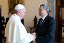 Accord signé entre le Vatican et le Cap-Vert