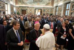 Le Pape demande à la FAO « une ouverture du coeur »
