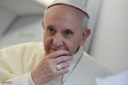 Fête de St Ignace : le pape célèbre la messe en l'église du Gesù