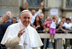 """Le Pape François aux Jésuites : """"Mettez le Christ au centre de vos vies """""""
