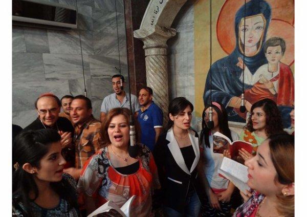 Le cardinal Barbarin évoque la force et la joie des chrétiens d'Irak