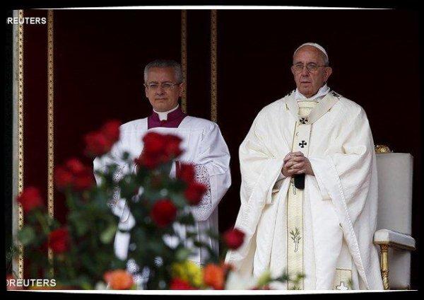 Le Pape François lance un appel pour la paix en Terre Sainte