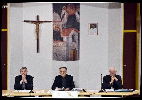 Famille, immigration et climat, les défis de l'Église de France