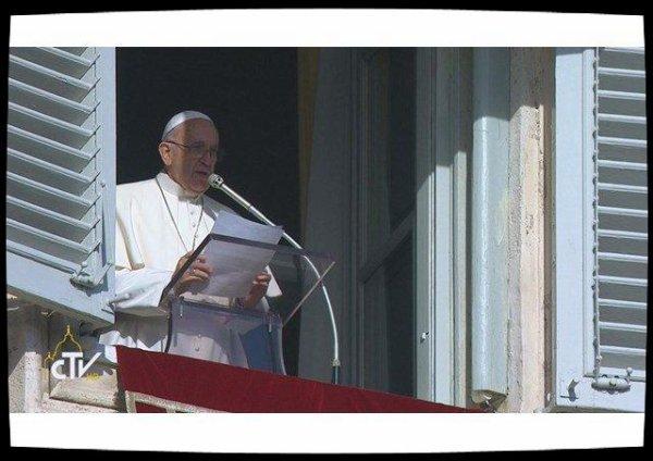 Angélus : le Pape exalte la joie des familles, fruit de l'harmonie