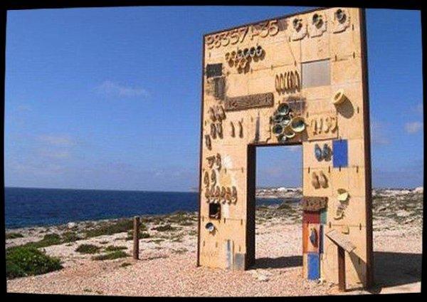 Ouverture d'une Porte Sainte à Lampedusa
