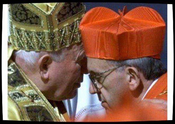 Saint Jean-Paul II, témoin passionné de la Miséricorde de Dieu