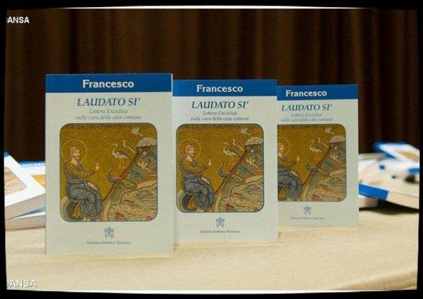 Laudatosi.va, l'encyclique du Pape en quatre langues en ligne