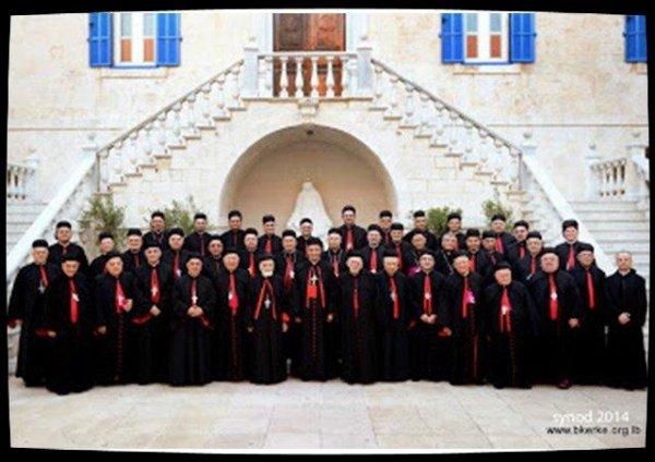 L'Eglise maronite inquiète des conflits sectaires au Moyen Orient