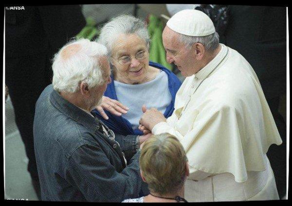 Le Pape demande aux plus pauvres de prier pour les responsables de leur pauvreté