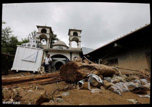Ouragan Earl : le Pape François adresse ses condoléances aux Mexicains