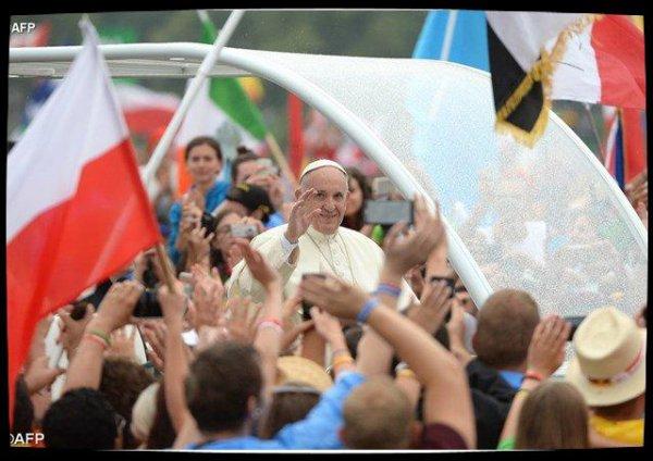 Après les JMJ, le Pape remercie les évêques polonais pour leur «foi forte»