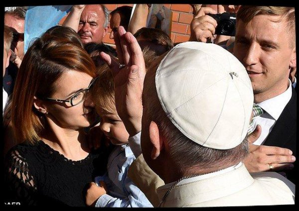 Amoris Laetitia : le Pape répète l'importance du discernement pour les couples