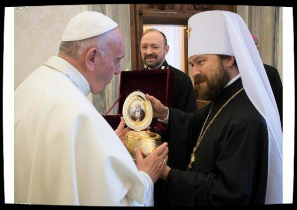 Nouvelle session de la Commission théologique catholico-orthodoxe