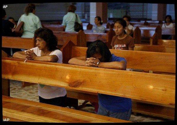 Mexique : condoléances du Pape après le meurtre de deux prêtres