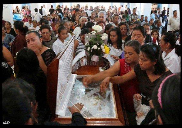Les prêtres, victimes récurrentes de la violence au Mexique