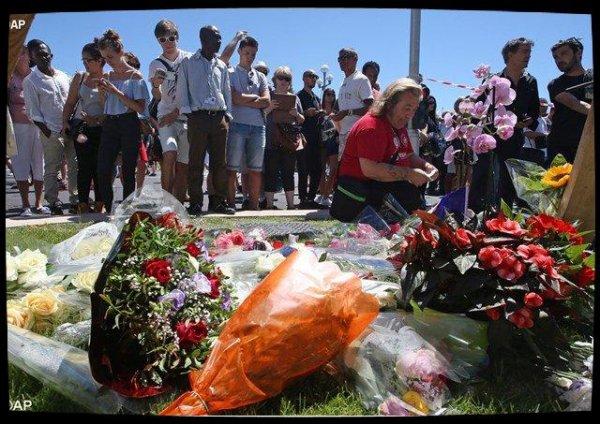 Le Pape François reçoit des victimes de l'attentat de Nice