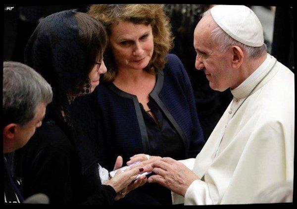 Émotion et compassion du Pape face aux victimes de l'attentat de Nice