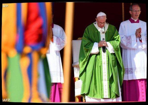 Le Pape invite les catéchistes à être renouvelés par la joie de la première annonce