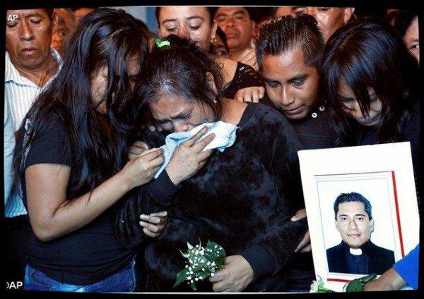 Le Mexique endeuillé par des assassinats de prêtres