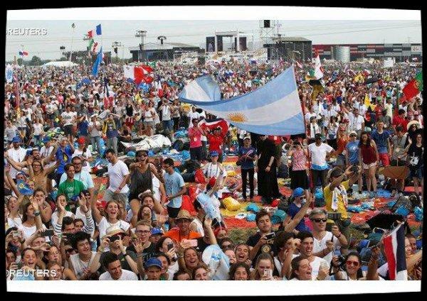 Le Pape s'adresse au peuple argentin dans un message vidéo