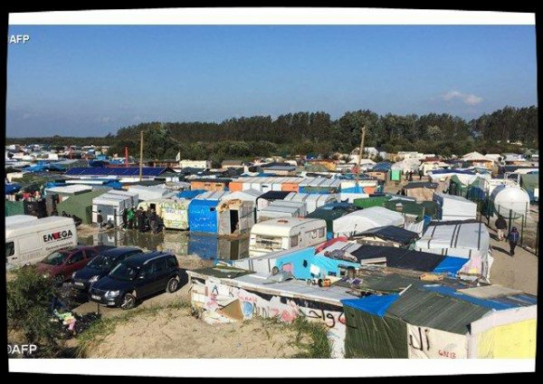 Le Secours catholique veut rester auprès des migrants de Calais