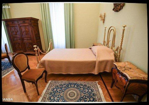 Le palais apostolique Castel Gandolfo s'ouvre au public