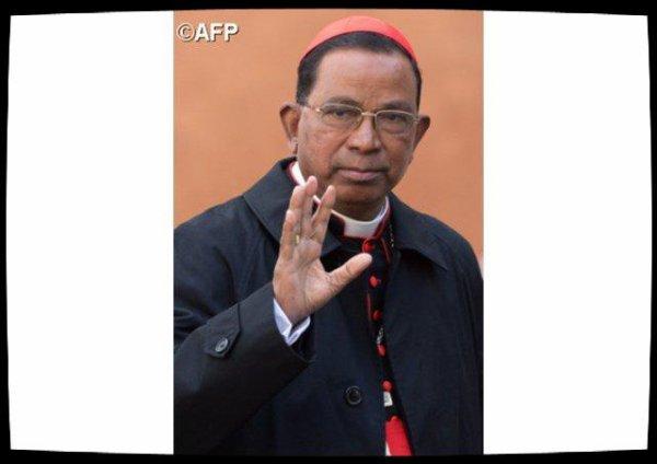 Le cardinal Toppo envoyé spécial à la conférence épiscopale d'Asie