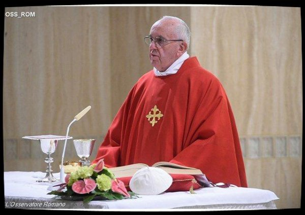 Pape : la corruption est un blasphème, la civilisation de l'argent tombera