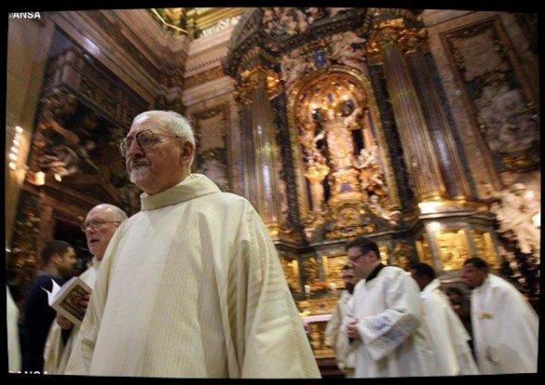 Décès du père Peter-Hans Kolvenbach, ancien préposé général de la Compagnie de Jésus