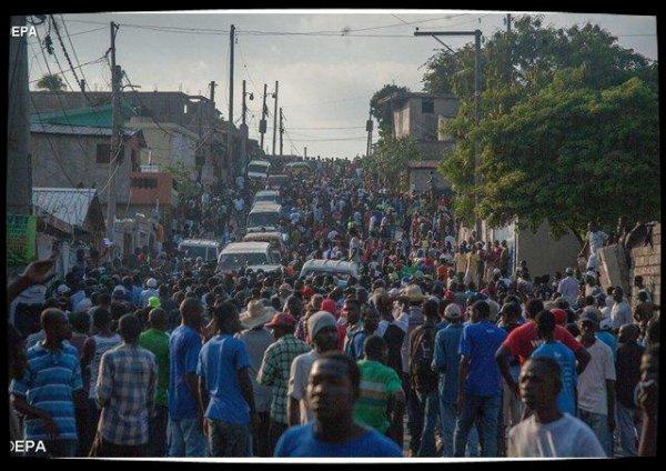 Haïti : l'Église catholique dénonce les violences post-électorales