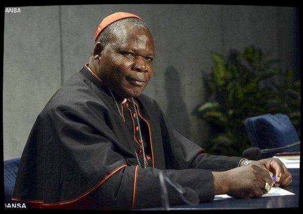 Un concert au Vatican au profit d'enfants en Centrafrique et en Italie, le cardinal Nzapalainga témoigne
