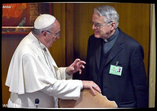 Le père Lombardi évoque les 80 ans du Pape François : une énergie portée par la «grâce d'état»