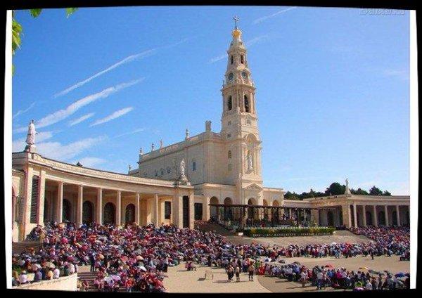 Le Pape François à Fatima les 12 et 13 mai 2017