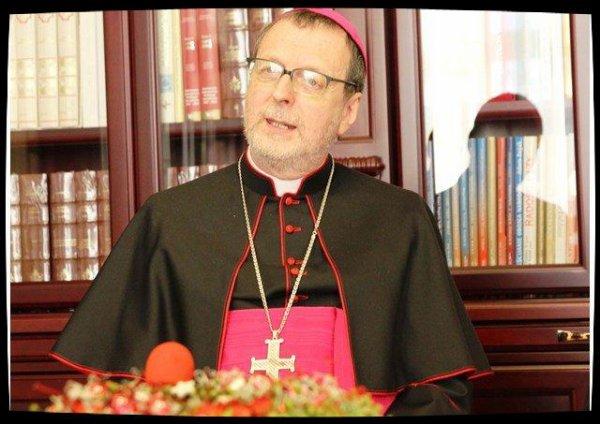 Ukraine : le nonce apostolique en visite à Donetsk et Lougansk
