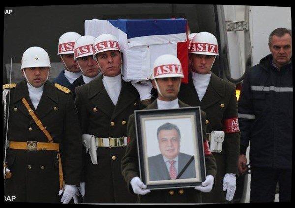 Le Pape proche du peuple russe après l'assassinat de l'ambassadeur en Turquie