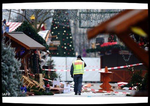 Attentat de Berlin : le Pape dénonce la folie meurtrière du terrorisme