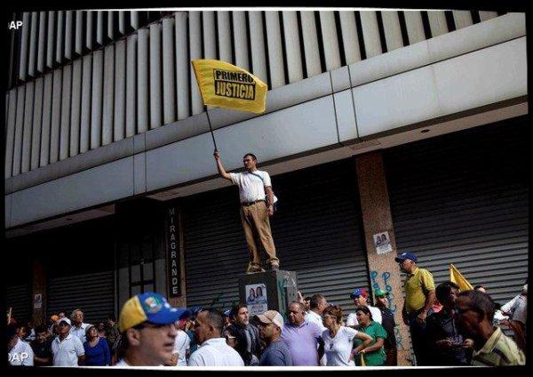 Noël sous tension à Caracas : «Il faut prier pour le Venezuela»