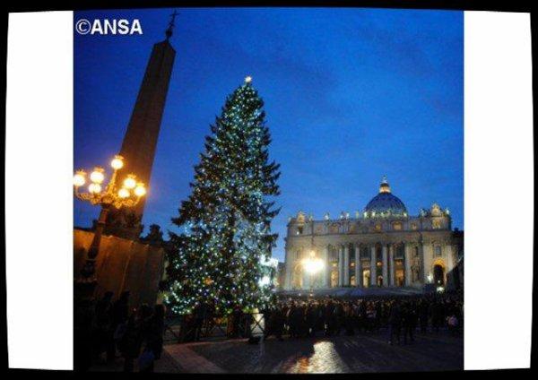 Célébrations de Noël au Vatican