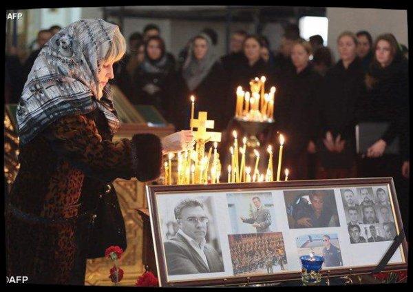 Le Pape fait part de sa tristesse pour les victimes du crash de l'avion russe