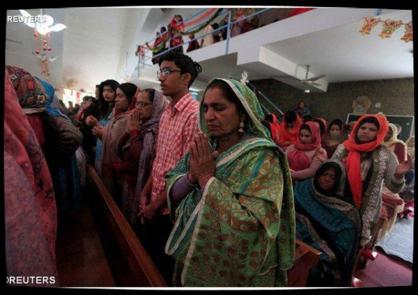 Pakistan : une marche des chrétiens pour la liberté religieuse