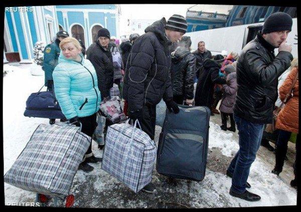 L'aide financière du Pape François aux populations de l'Est de l'Ukraine